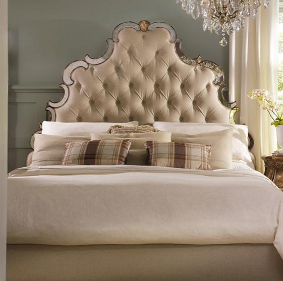 American Made Furniture - Custom Bed