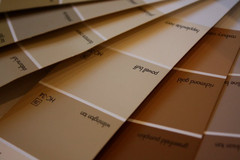 How to select a paint color