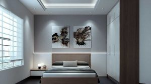 Tranquil Bedroom img